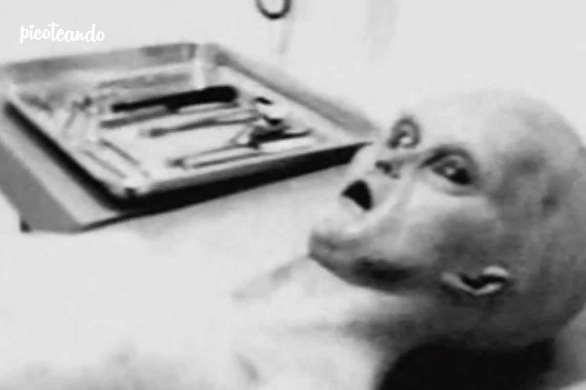Un exmilitar revela dónde estarían los extraterrestres del caso Roswell