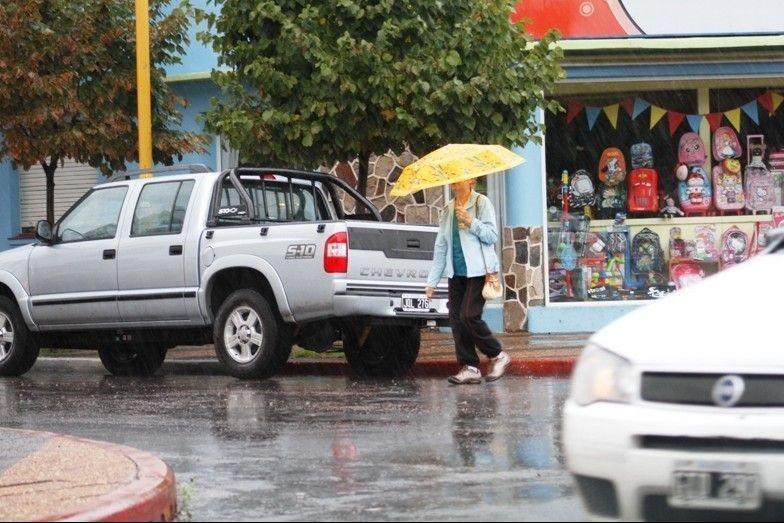 Anuncian fuertes tormentas en varias provincias