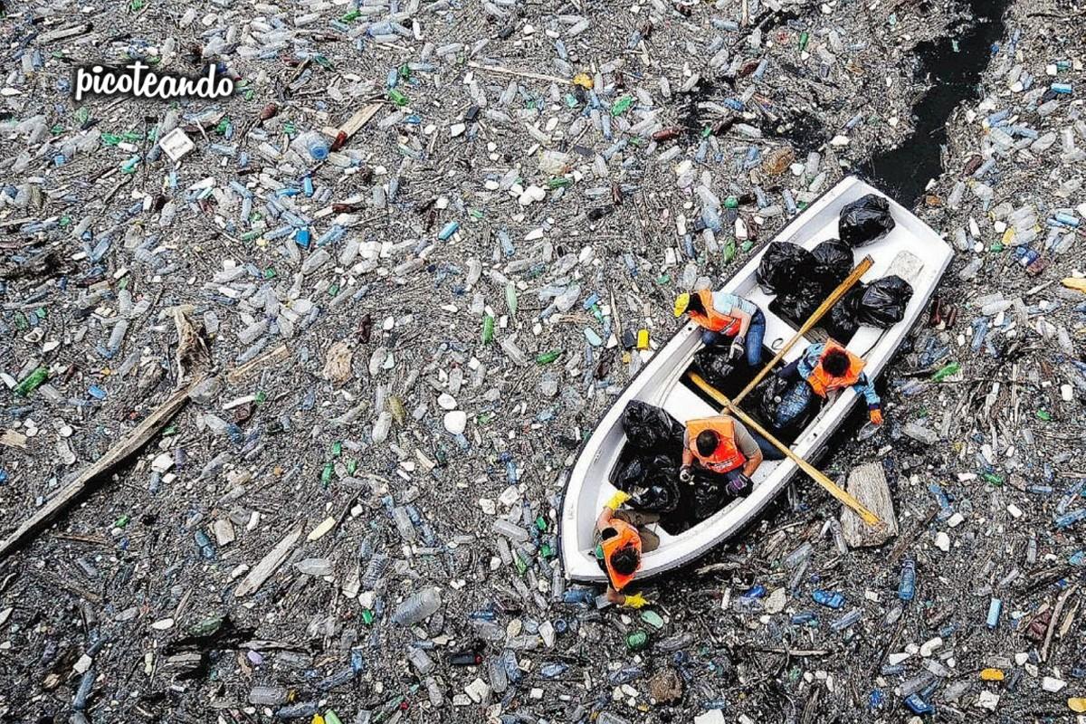 Creativa campaña ambiental,