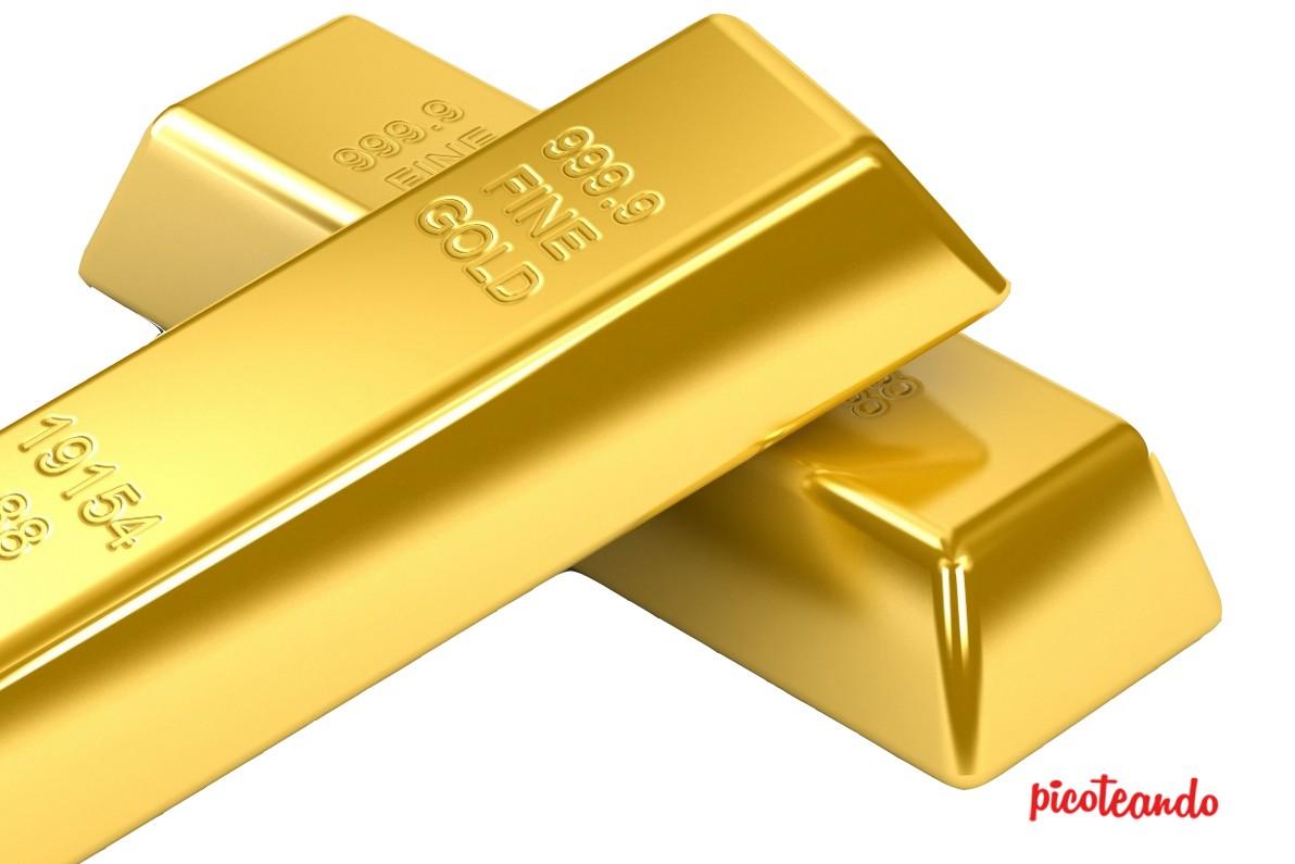 En Suiza se va por el caño -literalmente- una fortuna en oro