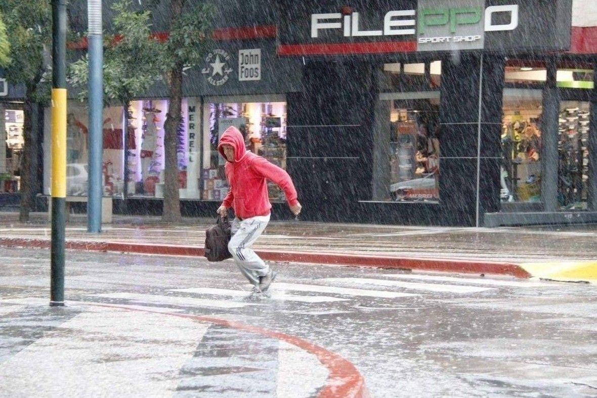 Alerta por tormentas para el este de La Pampa