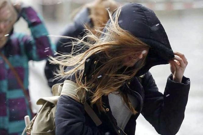 Alerta por vientos intensos en cordillera, ¿Zonda?