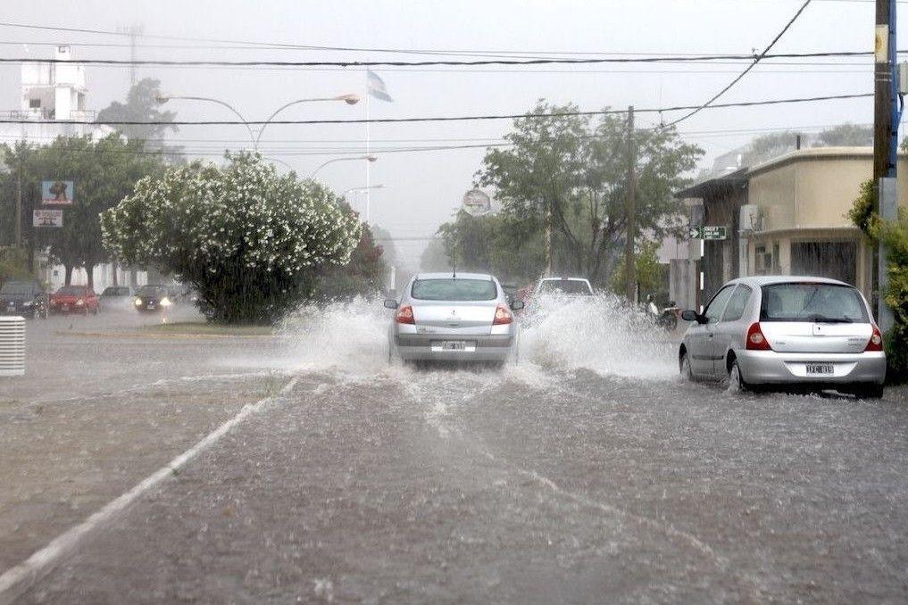 Emiten alerta por tormentas fuertes para toda la provincia de Córdoba